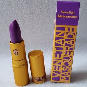 Lipstick Queen Venetian Masquerade Lipstick BNIB